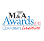 Corporate LiveWire M&A Awards