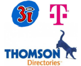3i, T-Mobile, Thomson Directories