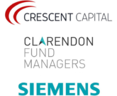 Crescent Capital, Clarendon Fund Managers, Siemens