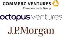 Commerz Ventures, Octopus Ventures, J.P. Morgan