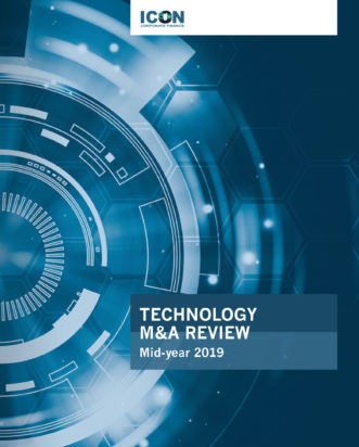 2019 Global Technology M&A Mid Year Review