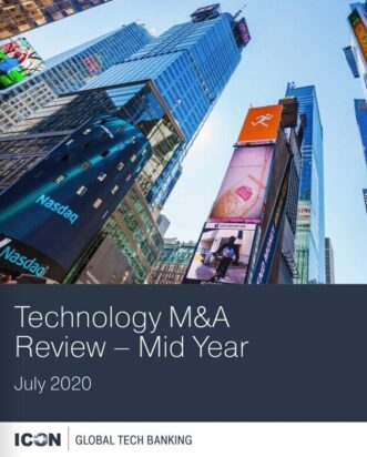 2020 Technology M&A Mid Year Review